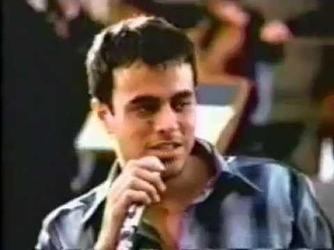 Enrique Iglesias Biography Part 1 - YouTube