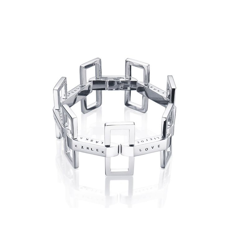 Ultimate Love Bracelet - Silver - Bracelet - Efva Attling