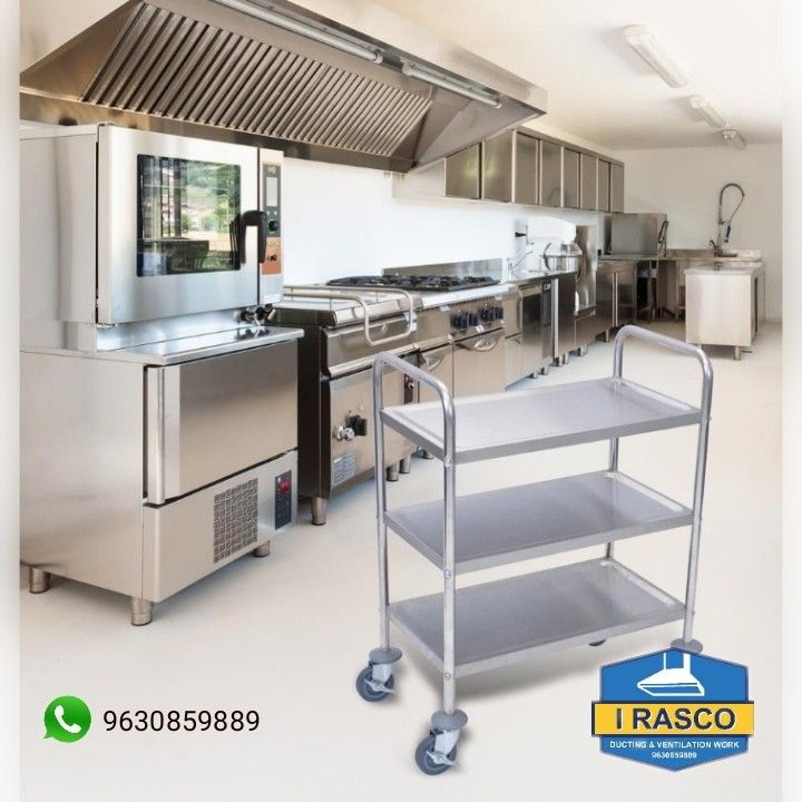 exhaust duct cleaning services | commercial kitchen design