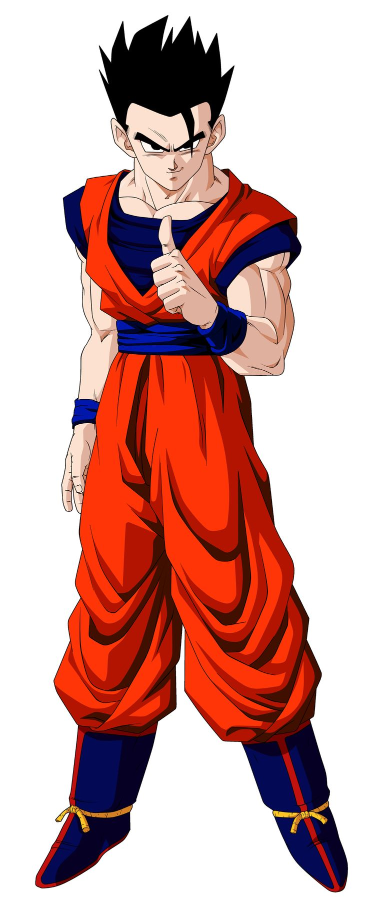 Son gohan t cnicas y habilidades drawings spoons and sons - Dragon ball z gohan images ...