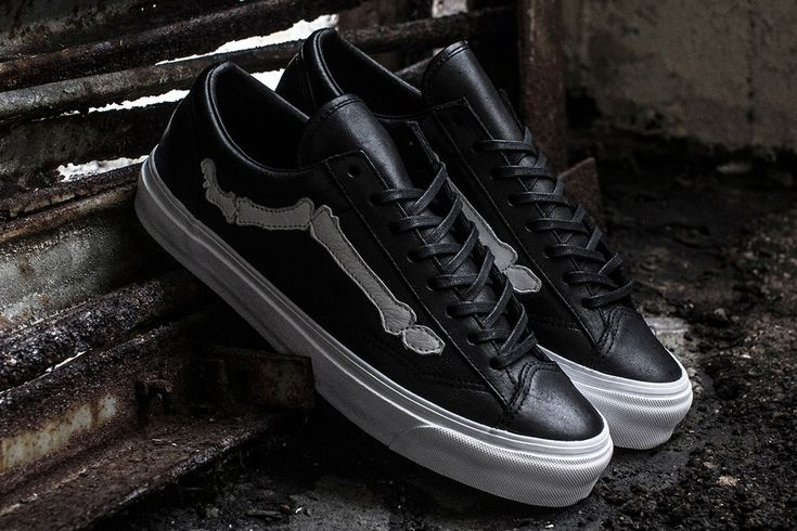 Blends x Vans Vault Style 36 'Bone Jazz-Stripe' - EU Kicks: Sneaker Magazine