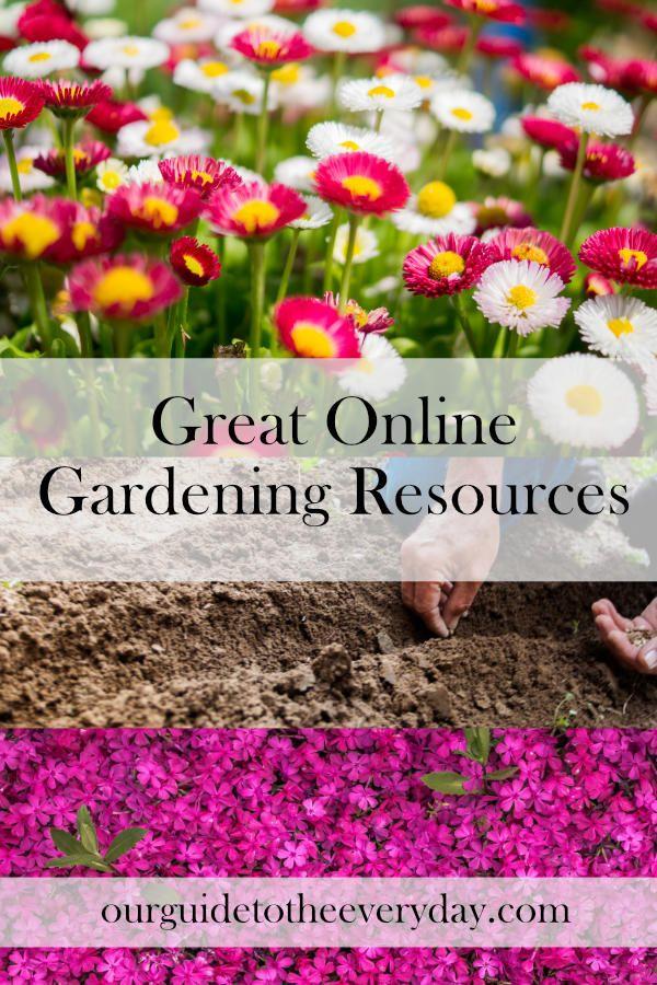 Garden resources | Garden tips | Garden tricks | Garden help | ourguidetotheeveryday.com