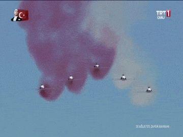 Türk Yıldızları Gösterisi - 30 Ağustos (2012) Zafer Bayramı♥♥