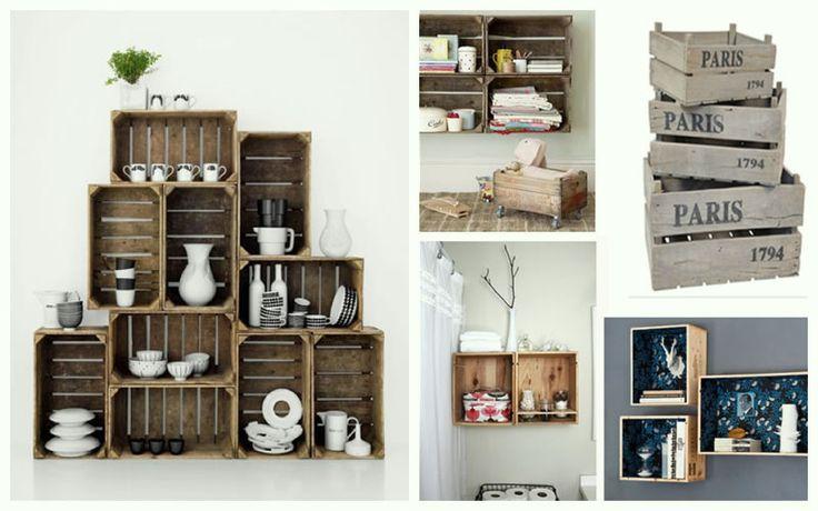 BZCasa Magazine - http://mag.bzcasa.it/abitare/casa-green/arte-del-riciclo-quando-nelle-cassette-da-frutta-germogliano-libri-4494/