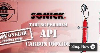 Tabung Pemadam Api Sonick Carbondiaoxida