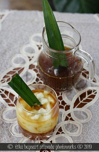 (Homemade) Bubur sumsum