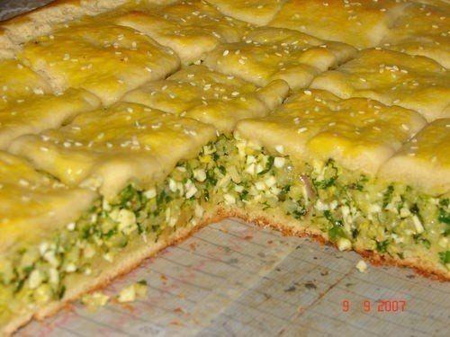 """Знаменитый полустаканник Пирог называется """"полустаканником"""" потому, что все продукты берут в одинаковом количестве - полстакана."""