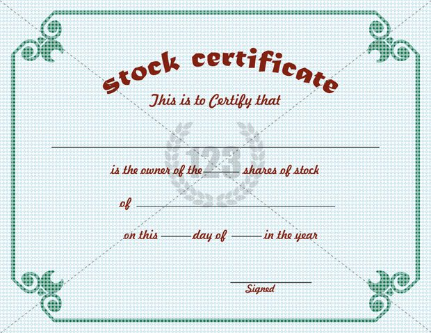 1000 images about stock certificate on pinterest the o. Black Bedroom Furniture Sets. Home Design Ideas