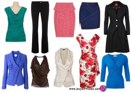 Vhodné odevy