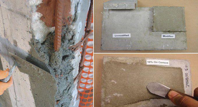 Characteristics Of Polymer Modified Mortar In 2020 Mortar Polymer Masonry Construction