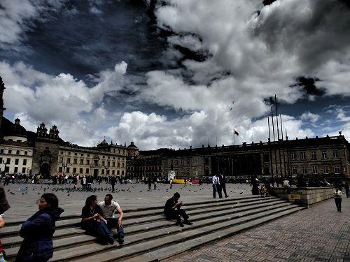 Bogota www.exploringcolombia.com