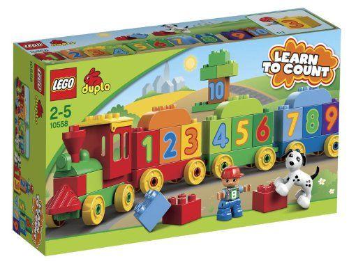 LEGO DUPLO 10558 – Aprende Jugando: El Tren de los Números | Your #1 Source for Toys and Games