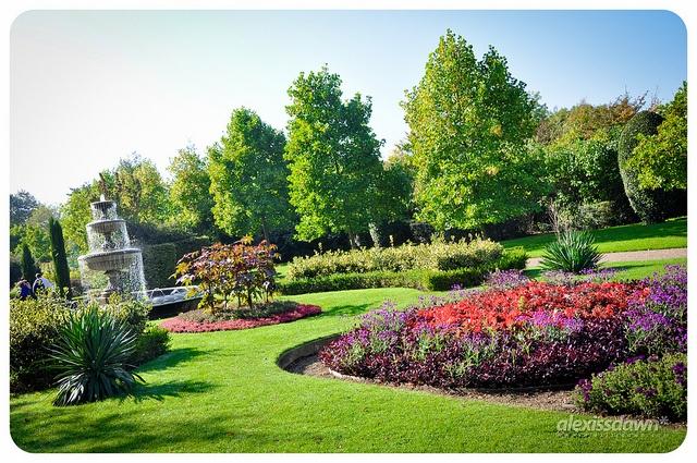 Regent's Park, London, England