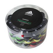 ADIDAS PERFORMANCE TEAM BADMINTON OVER GRIP - PACK OF 60