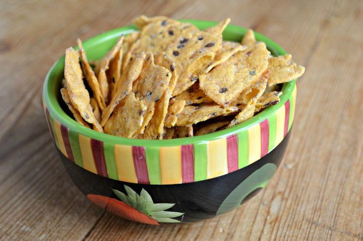 Udi's gluten-free Ancient Grains chips