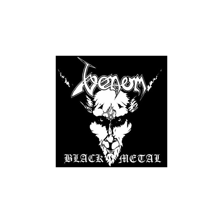 Venom - Black Metal (CD), Pop Music