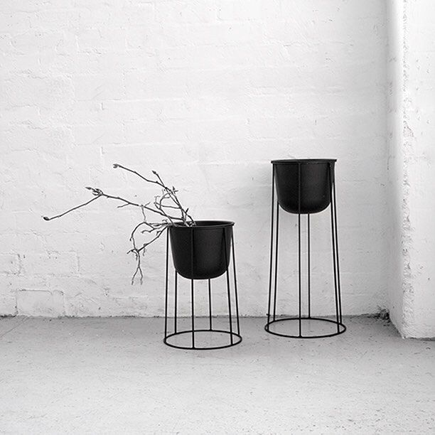 Menu World plant stands from The Minimalist Store