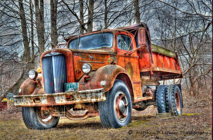 Vintage Mack Dump Truck  #399