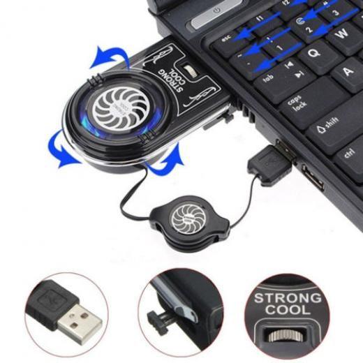 Vacuum Flexible Air Extracting Cooling Fan Laptop Cooler Radiator China 5v Dc(usb) Black 718422371690 Eb340rht9cirnqb