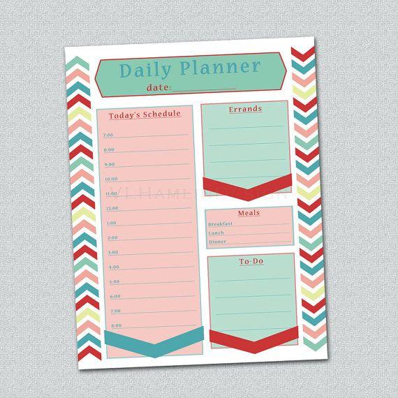 58 best printable images on Pinterest | Planner ideas, Planner ...