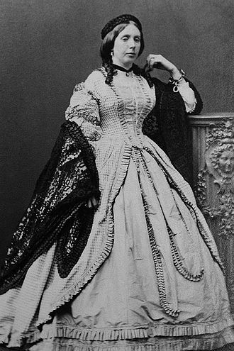 Frances Anne, duchess of Marlborough, mother in law of Jennie Jerome