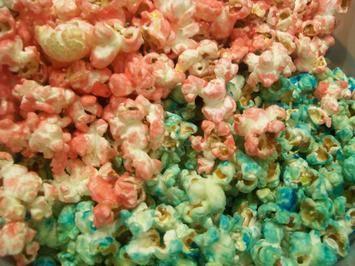 buntes Popcorn
