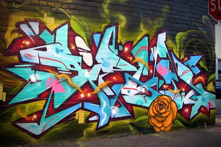 Graffiti & Wall Art « Komplex Graphix