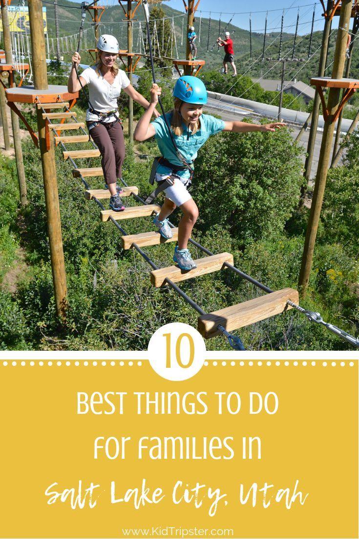 Salt Lake City Utah Top 10 Plays With Images Park City Utah Summer Utah Activities Salt Lake City