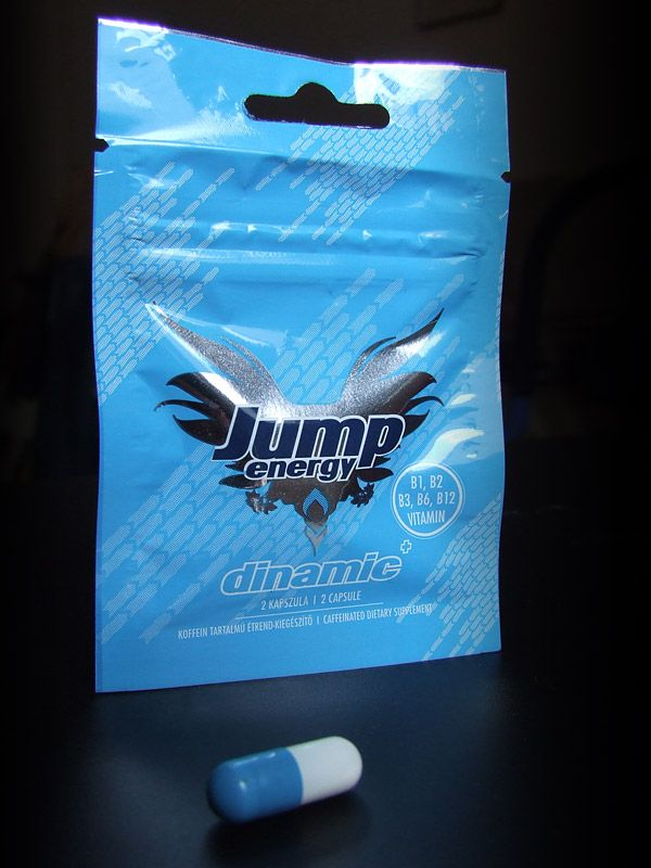 Jump Energy product