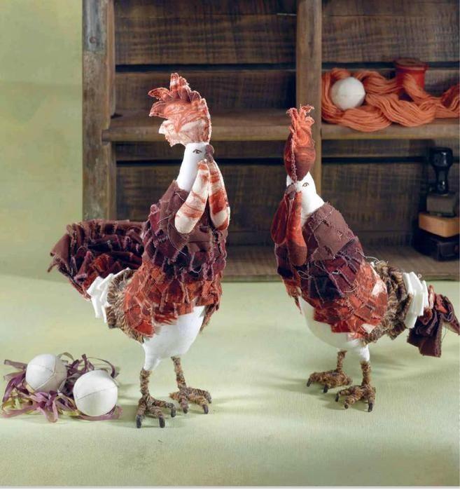Great Free Rooster Pattern Hen Pattern