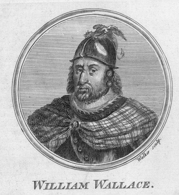 William Wallace fue capturado en 1305 cerca de Glasgow y llevado a Londres (Getty Images)