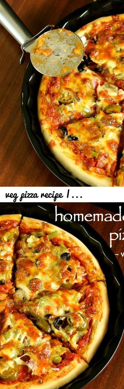 veg pizza recipe   veggie pizza recipe   vegetable pizza recipe... Tags: best veg pizza recipe, best vegetarian pizza recipe ever, cheese veg pizza recipe, classic veg pizza recipe, dominos veg pizza recipe in hindi, easy veg pizza recipe in hindi, homemade non veg pizza recipe, homemade veg pizza recipe without oven, mixed veg pizza recipe, non veg pizza recipe at home, recipe for veg pizza by sanjeev kapoor, recipe of veg pan pizza at home, spicy veg pizza recipe, tasty veg pizza recipe…