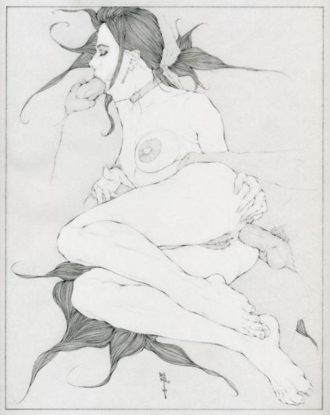 Van Rijnall.: Van Rijin, Graphic, Erotic Illustration, Life Drawing, Life Style, Art Erotica Tm, Erotic Art, Girls Portraits Drawings