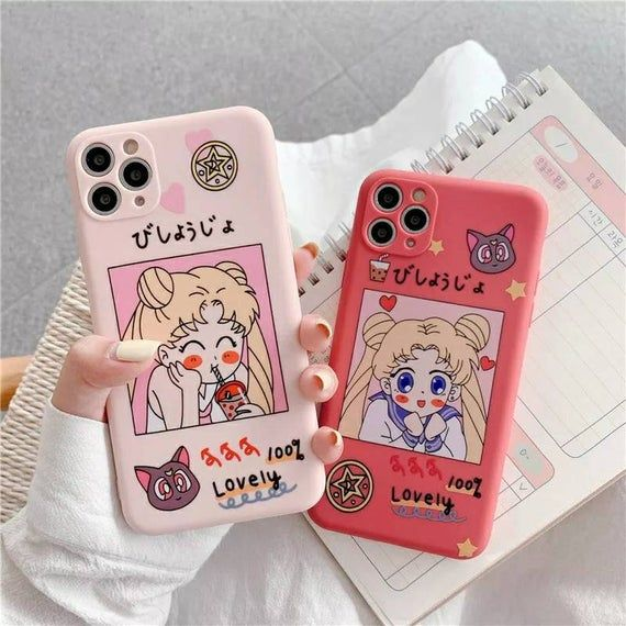 Anime Japanese Custom High Quality Phone Cases For iPhone 11 8 7 6 6S Plus X XS MA 2020 11 12pro max iphone xr case Personalized Gifts