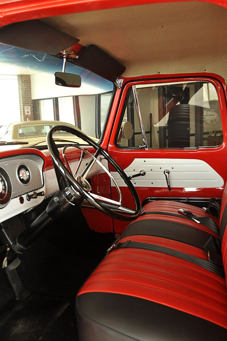 Best Seat Images On Pinterest Car Interiors Chevy Trucks And