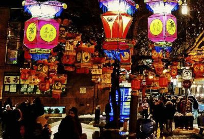 Montreals Chinese Lantern Festival In Chinatown Is Absolutely Magical (18 Photos) #montreal #thingstodo