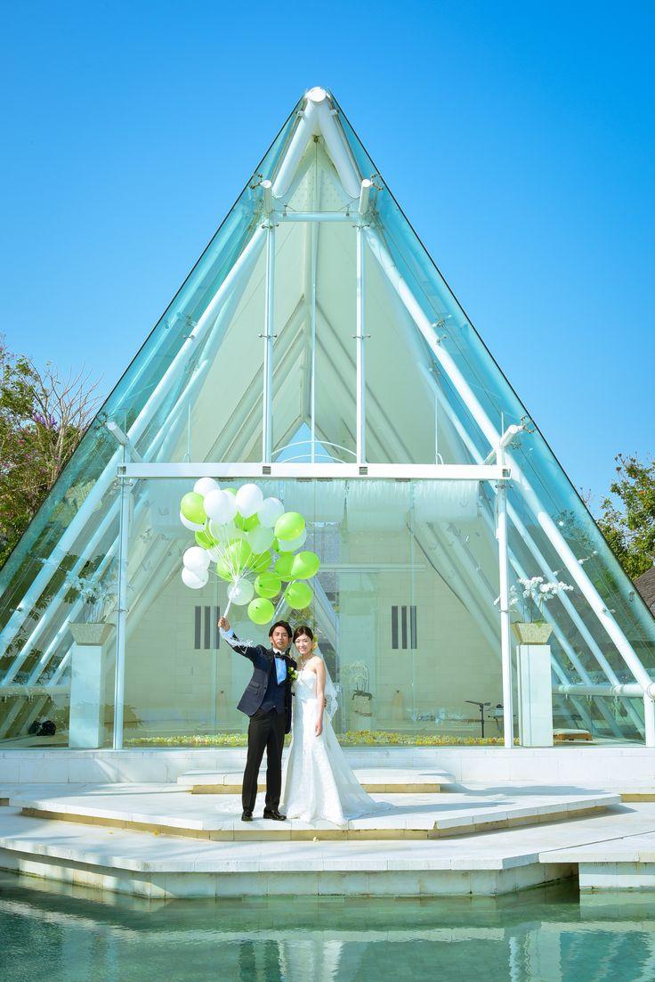 メッセージバルーンリリース(カラー指定可能) #wedding #bali