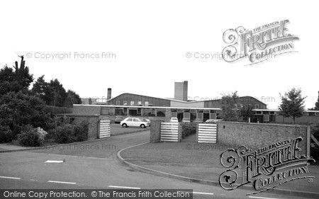Cippenham, the School 1965