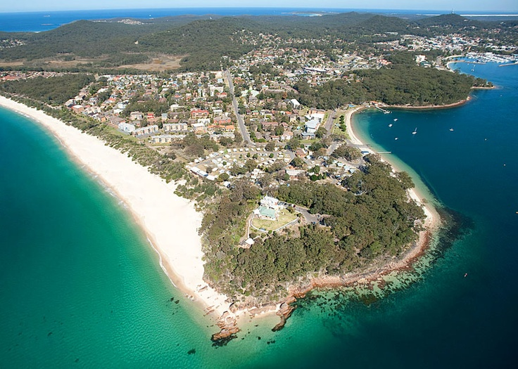 Port Stephens/Nelson Bay is your place in paradise.   L J Hooker Nelson Bay