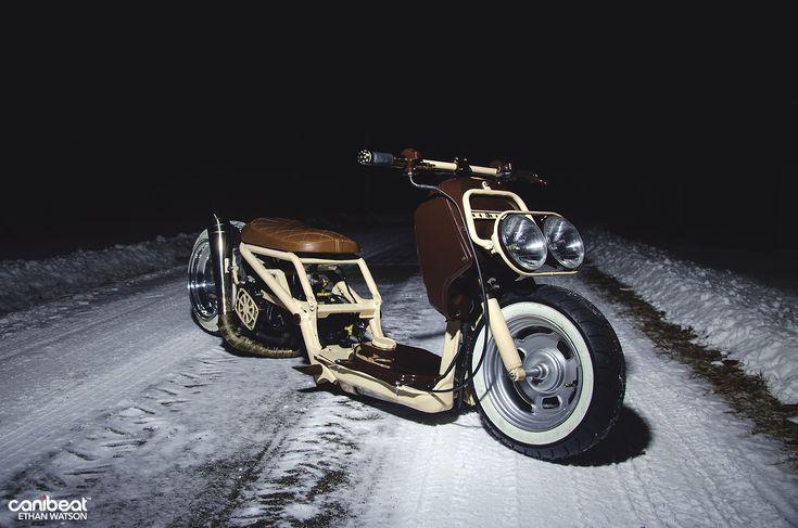33 best images about Rat Rod Mopeds (GYSOT!) on Pinterest ...