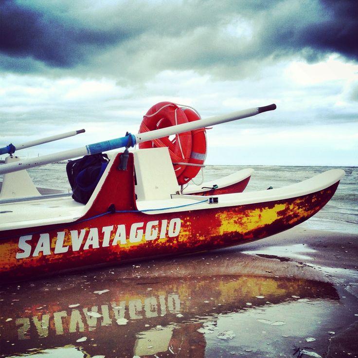 Salvataggio (Senigallia)