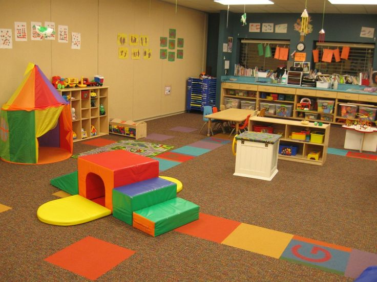 Infant Toddler Daycare Room Design