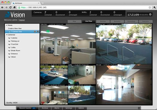1429 best cctv images on pinterest for Interior home security cameras
