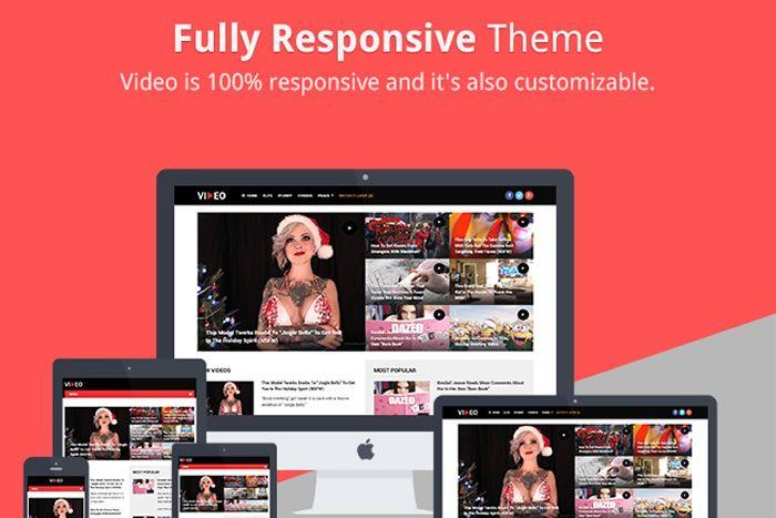 Video szablon Wordpress na blog filmowy - http://trejka.pl/video-szablon-wordpress-blog-filmowy/