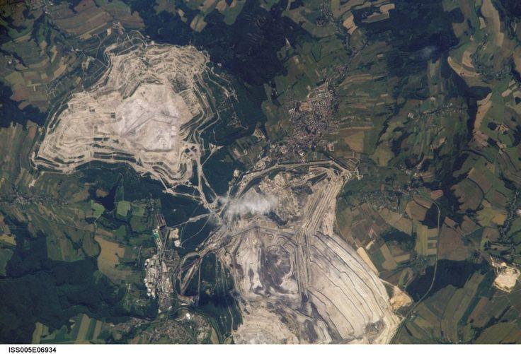 Zdjęcie numer 12 w galerii - Polska z kosmosu. Oto najlepsze zdjęcia NASA