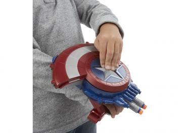 Escudo Lançador Capitão América: Guerra Civil - Marvel - Hasbro