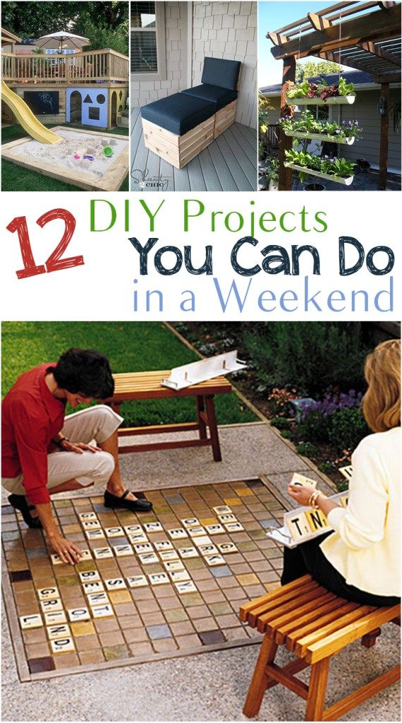 Fun home projects for couples