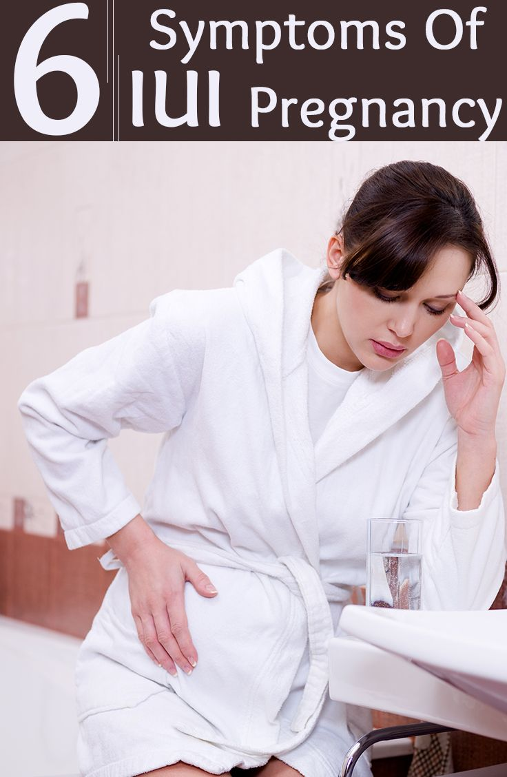 6 Symptoms Of IUI Pregnancy You Should Be Aware Of