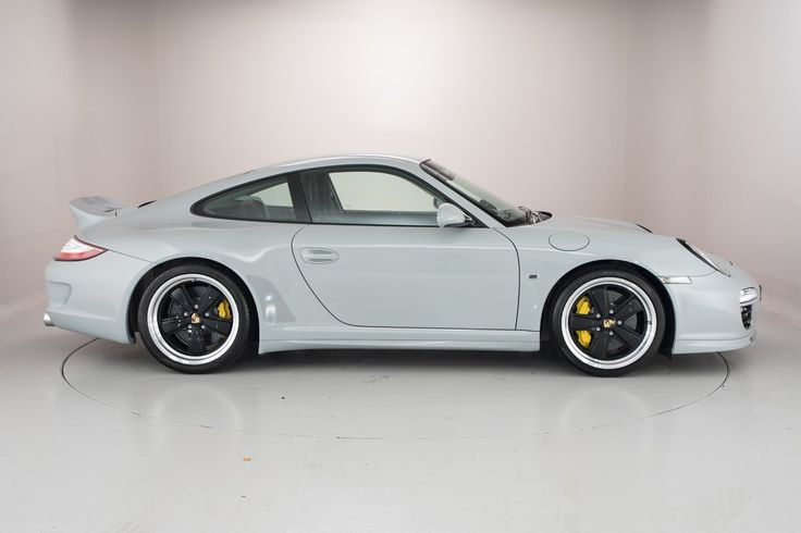 A very rare 2010 Porsche 911 Sport Classic, with just 80 miles on the odo, is offered for sale.