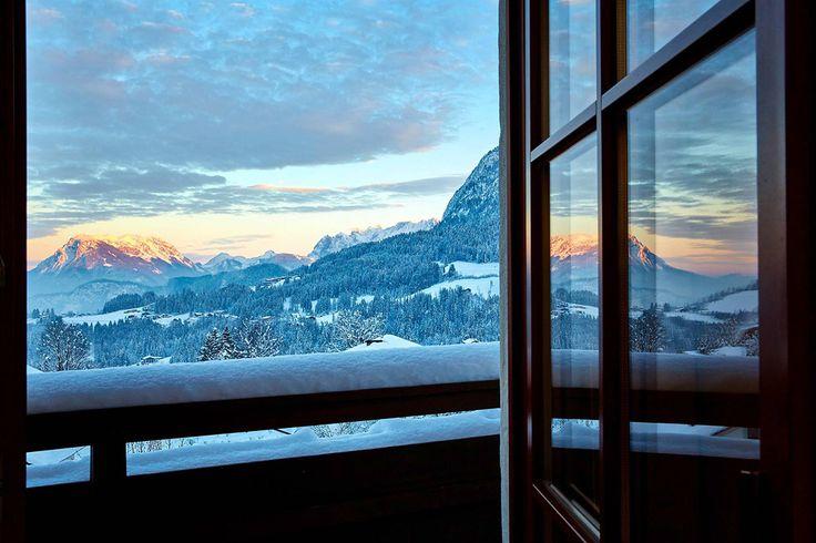 Ayurveda Resort Sonnhof (Austria): Panchakarma en Los Alpes